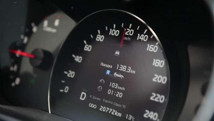 Новые автомобили в Европе защищены от превышения скорости с помощью специального устройства