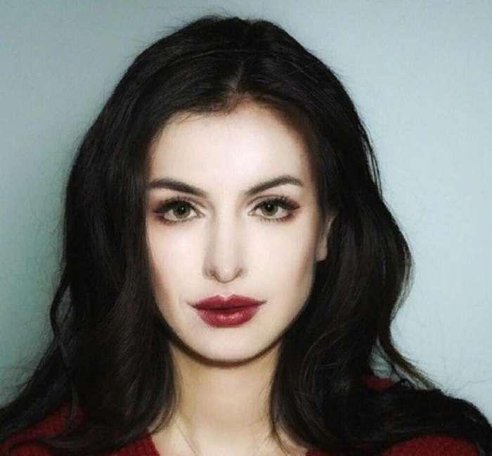 Визажист с помощью макияжа мастерски перевоплощается в звезд, в том числе российских Интересное