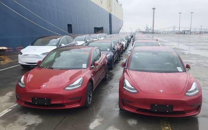Tesla не будет продаваться в магазинах