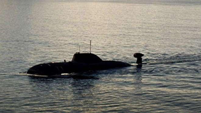Атомные подводные лодки на дне океана