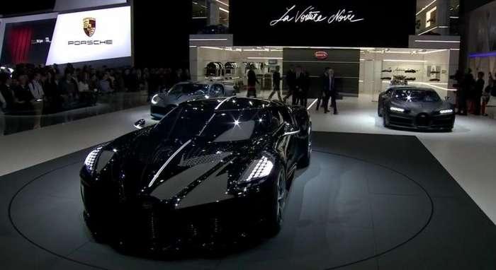 Как выглядит единственное в мире авто за 825 000 000 рублей