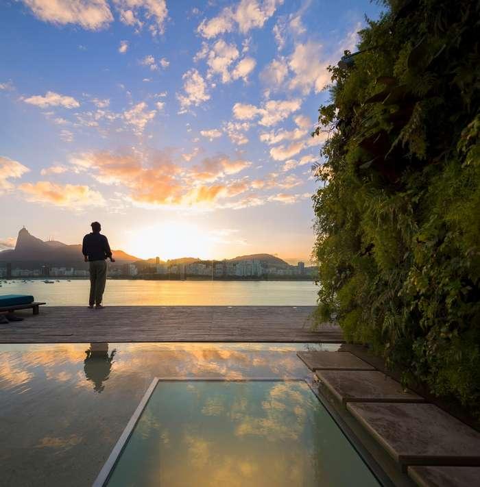 Роскошный пентхаус в Рио-де-Жанейро Интересное