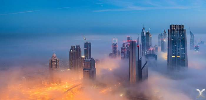 Самый высокий небоскреб в мире