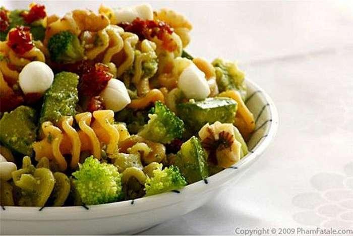 Вкуснейшие рецепты пасты для любителей итальянской кухни Интересное