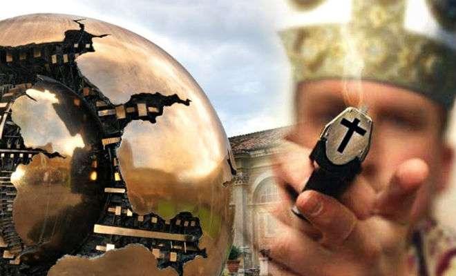 Тайны Ватикана Интересное