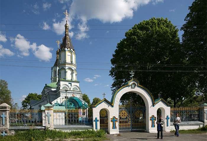 Свято-Ильинский храм: единственная церковь Чернобыльской зоны Интересное