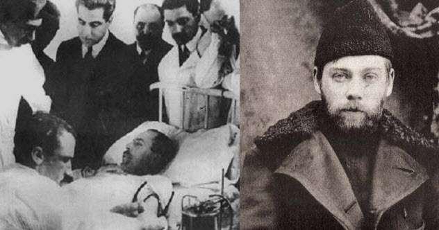 Любопытное о переливании крови Интересное