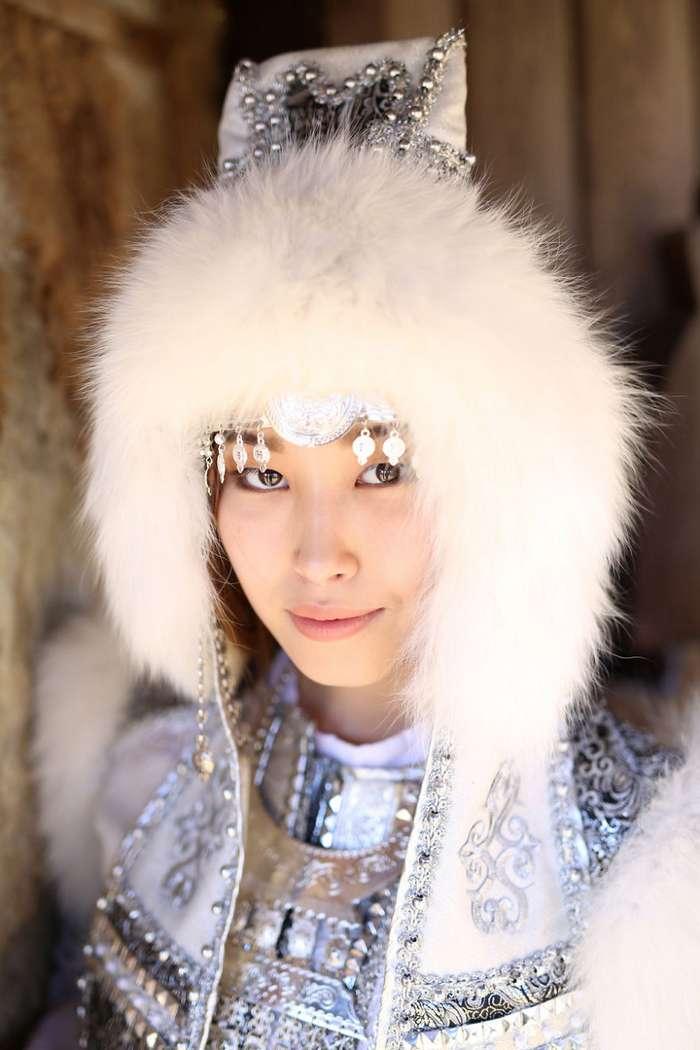 Портреты народов Сибири Интересное