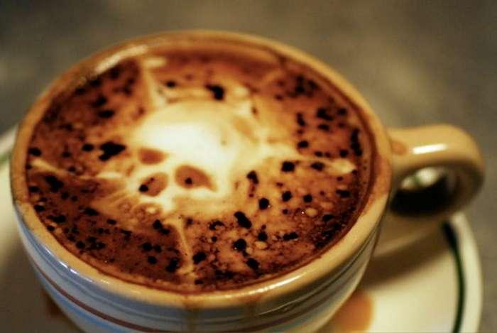 Жительнице Китая «постарела» на 30 лет из-за любви к кофе Интересное