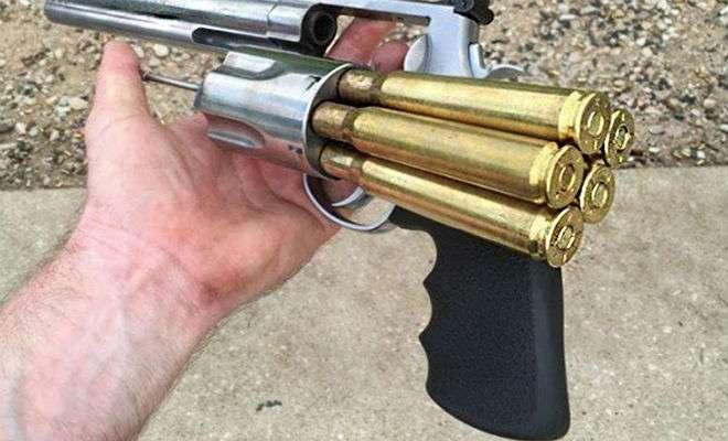 Самые убийственные пули в мире Интересное