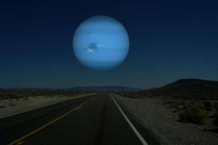 Если Луну заменить другой планетой Интересное