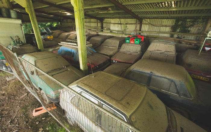 Британец за 10 лет собрал 70 автомобилей Skoda: Что привлекательного он нашел в чешских машинах