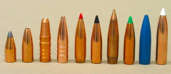 Военная -тайна-: для чего на патронах отметины краской и штамповкой