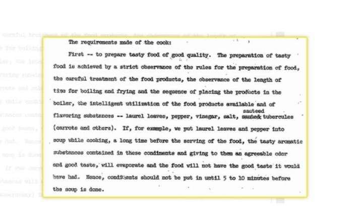 Военная тайна: ЦРУ 50 лет хранило в засекреченном архиве рецепт советского армейского борща хай-тек