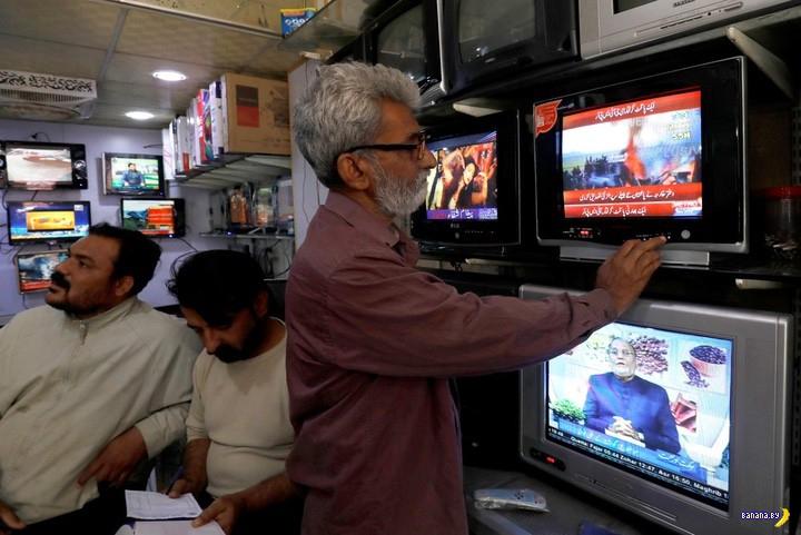 Размеренная жизнь в Пакистане Интересное