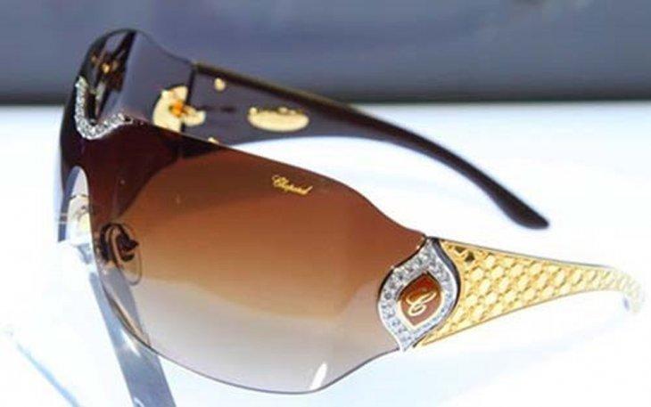 Топ 09: Самые дорогие дизайнерские солнцезащитные очки в мире Интересное