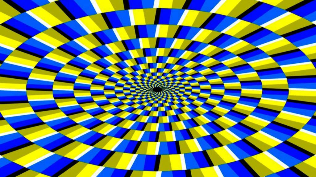 Залипнуть можно: 8 иллюстраций оптического обмана