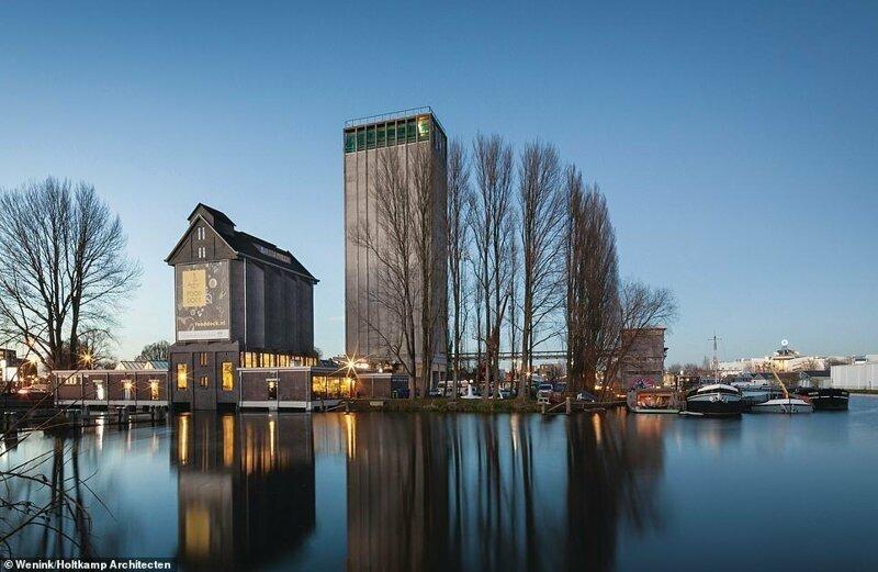Заброшенные здания, получившие новую жизнь: фотографии -до- и -после--2 фото + 5 тянучек-
