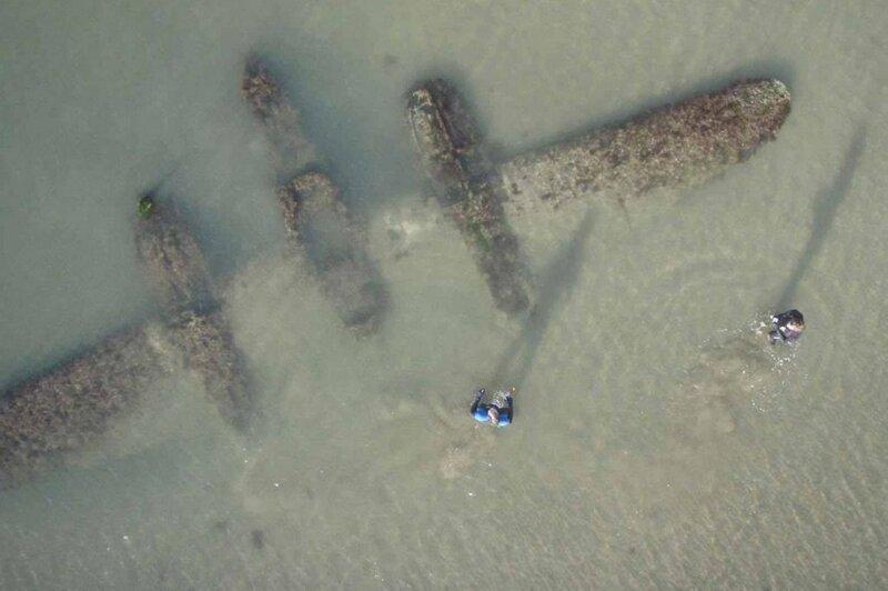 20 необычных и даже пугающих вещей, которые люди когда-либо находили на пляжах-21 фото-