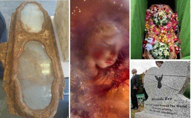 Тайна маленькой девочки, потерявшейся во времени-24 фото-
