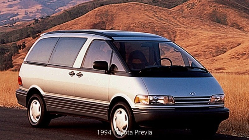 Реплика Thunderbird 2 - самая странная Toyota Previa, которую вы когда-либо видели-12 фото + 2 видео-