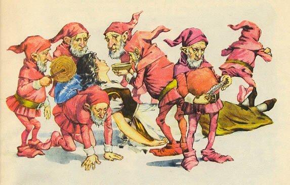 ТОП-9: До отвращения страшные старые сказки                      Интересное