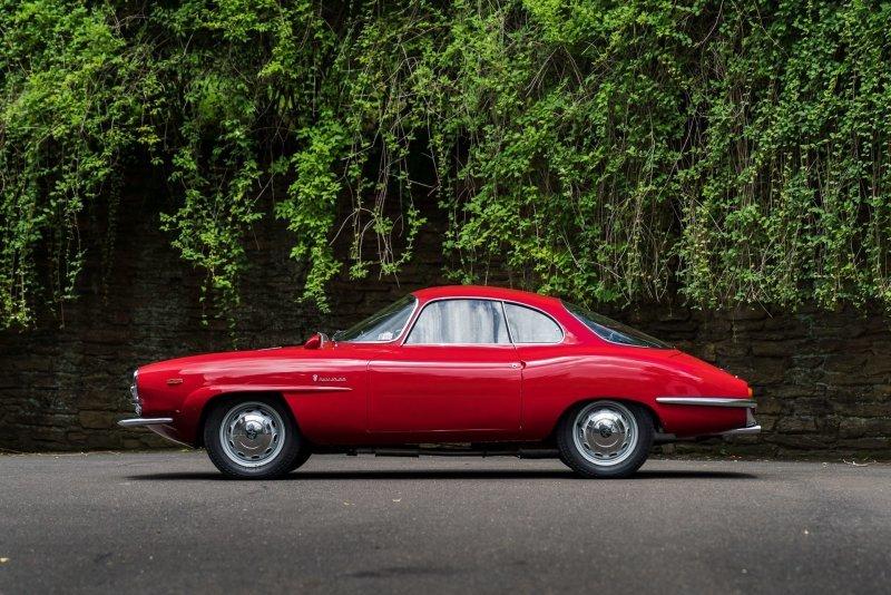 Alfa Romeo Giulia Sprint Speciale — Легенда аэродинамики                      авто