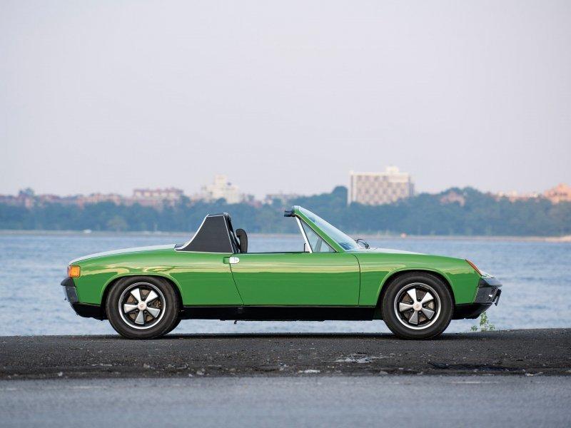 Porsche 914 1969-1976 — Да, это тоже Porsche                      авто