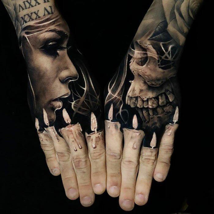 3D-татуировки, от вида которых захватывает дух-60 фото-