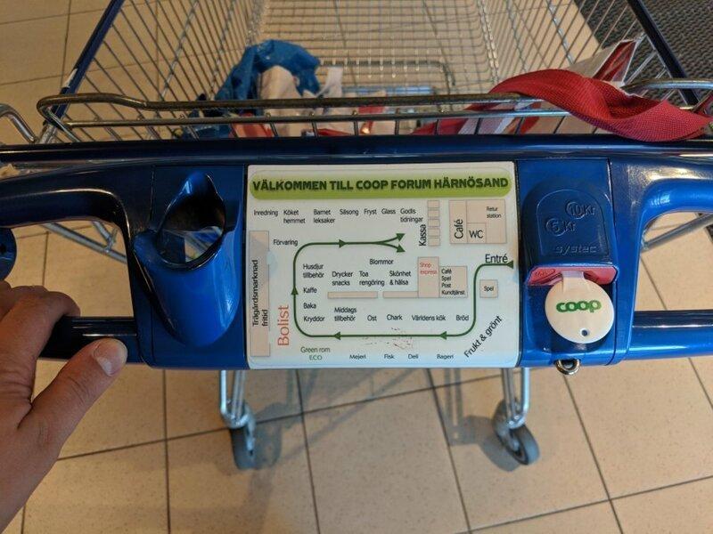 20 супермаркетов и ТЦ, в которых клиенты могут себя почувствовать в будущем                      Интересное