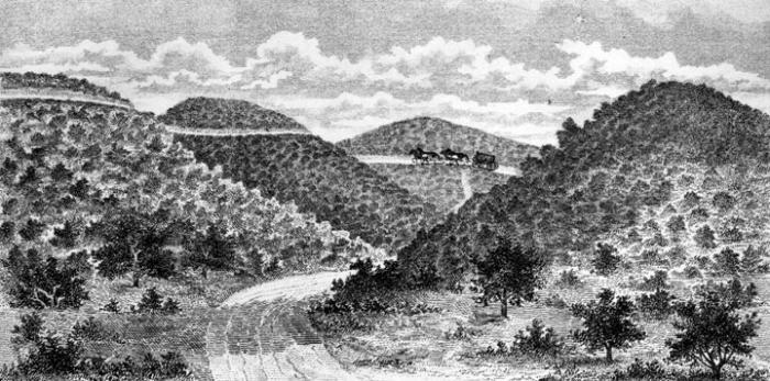 Эпопея с проклятым сокровищем перевала Кауенга  Интересное