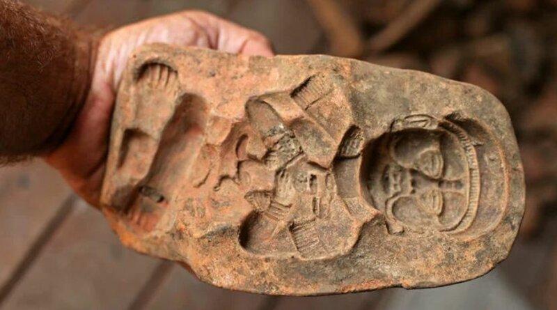 Древнейшая мастерская Мезоамерики-1 фото-