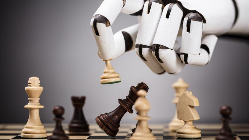 Почему для искусственного интеллекта элементарное оказывается самым сложным