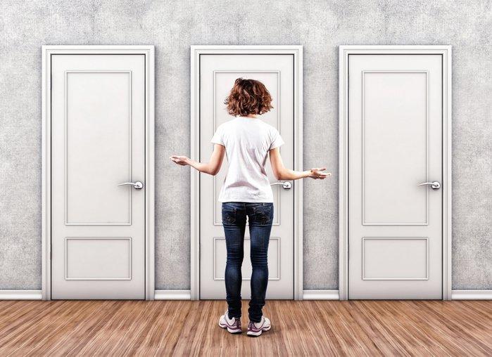 Эффект дверного проема, или Почему мы забываем, зачем пришли Интересное