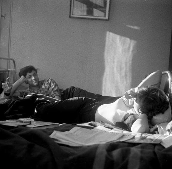 Как жили студенты в СССР Интересное
