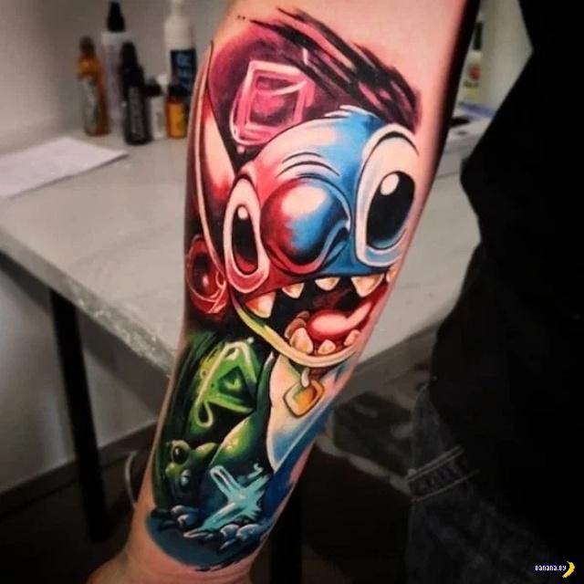 Татуировки на зависть - 118