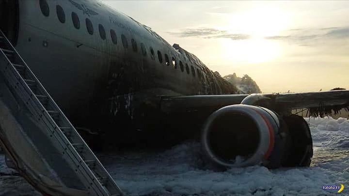 Бортпроводник про самолёты SSJ-100 и вообще