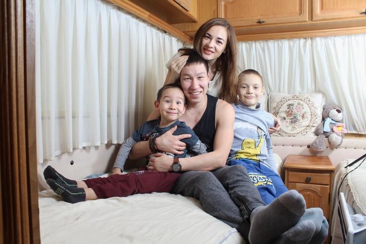 Циркачка, которая живет в доме на колесах, рассказала о своей работе и особенностях кочевой жизни туризм и отдых