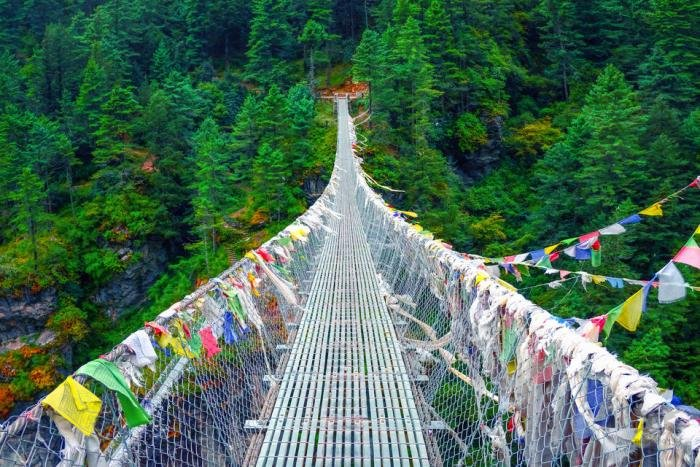 Мосты не для слабонервных Интересное