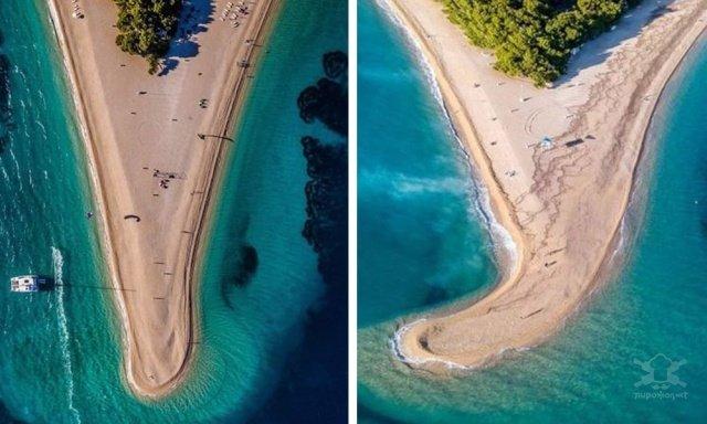 Интересные фотографии в стиле «до и после» Интересное