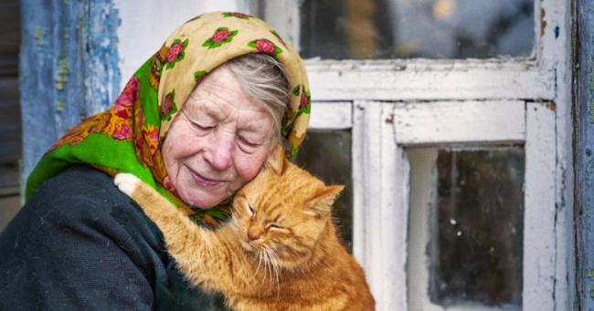 «Для добра надо запастись душевной силой»: 5 неподдельных историй людей, за плечами которых целая жизнь Интересное