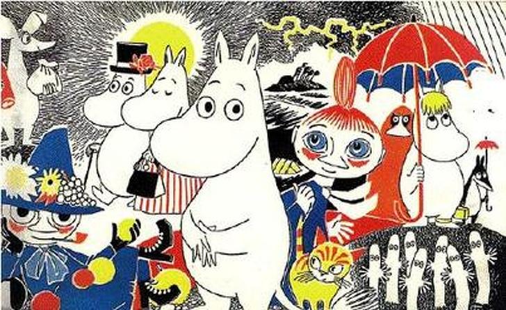 История финской художницы, которая создала бренд ценой € 400 млн в год  Интересное