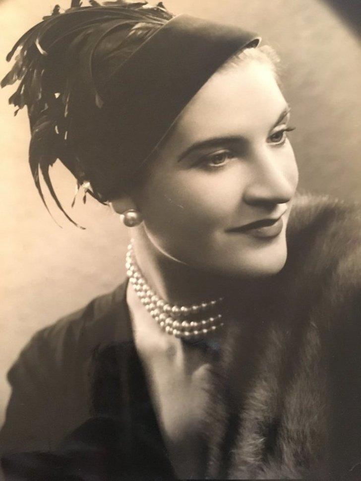 28 фото наших бабушек в молодости, от красоты которых захватывает дух Интересное