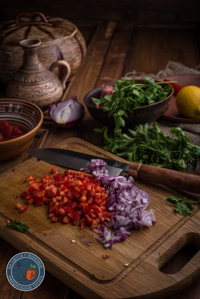 Лахмаджун — турецкая пицца                      Интересное
