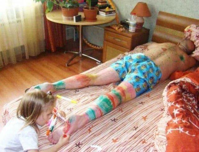 25 «вождей краснокожих», которые точно не дадут родителям спать спокойно                      Интересное