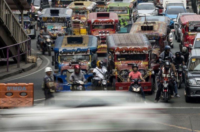 Короли дороги — манильские джипни                      Интересное
