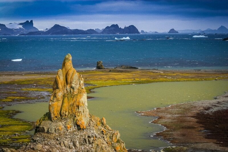 Красота нашей планеты в фотографиях                      Интересное