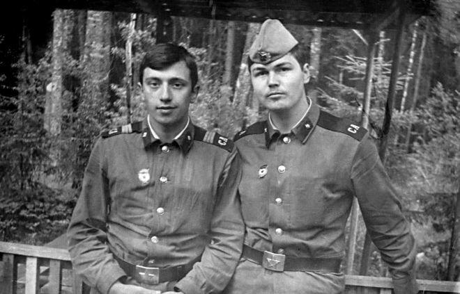 15 фото российских звезд, которые не -откосили- от армии-16 фото-