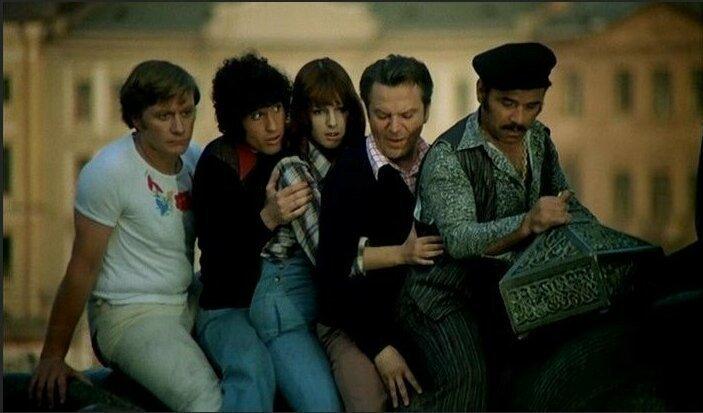 Что стало с итальянцами из фильма -Невероятные приключения итальянцев в России-?-13 фото-