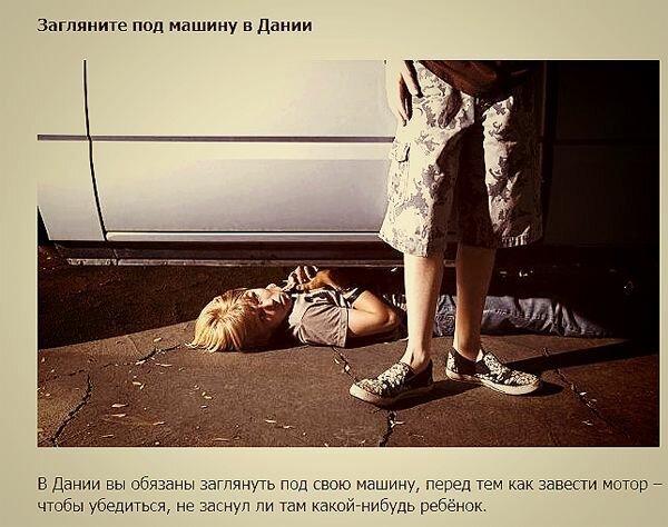 Нелепые законы-11 фото-